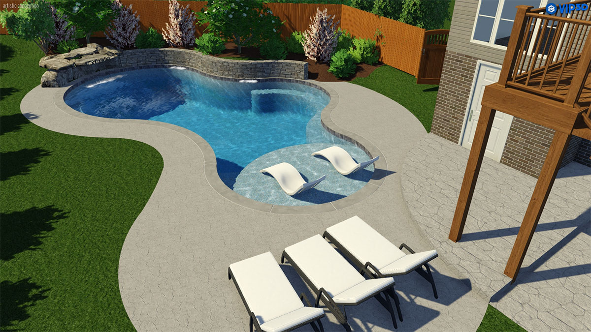 The Cost Of An Inground Pool Pool Pricing Basics Clear Water Pools Atlanta